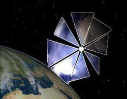 250px-Cosmos_1_solar_sail