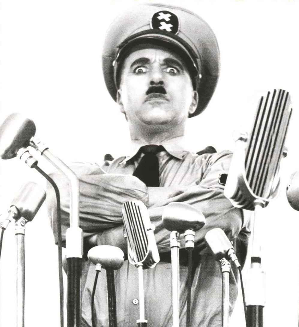 charlie chaplin – il grande dittatore-762597