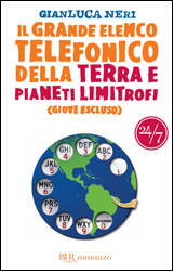Il Grande Elenco Telefonico della Terra e pianeti limitrofi (Giove escluso) 1 DI 3