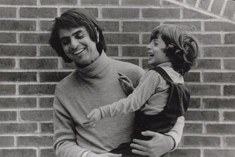Carl Sagan sulla canapa – Mr.X